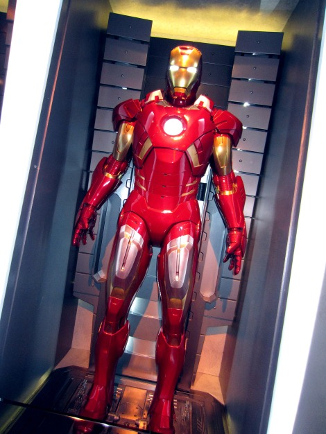 """Mark VII: """"Then skip the spinning rims! We're on the clock!"""""""